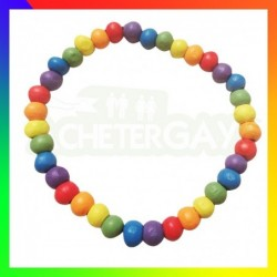 Bracelet LGBT Rice Pearls