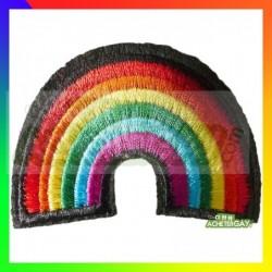 Patch LGBT Arc en ciel