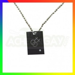 collier lesbienne