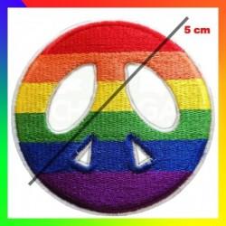 Patch LGBT Peace & Love