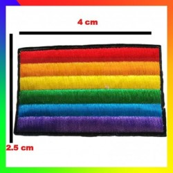 Patch LGBT rectangle S