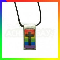 collier gay chrétien