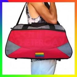 Sac de sport LGBT Bicolor
