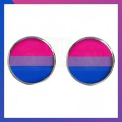 Boucles d'oreilles couleurs...