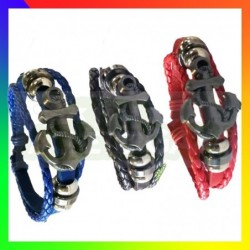 Bracelet Ancre couleur