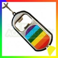 Porte clés LGBT décapsuleur...