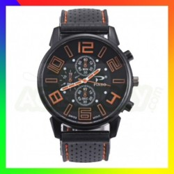 Montre Pinbo Orange