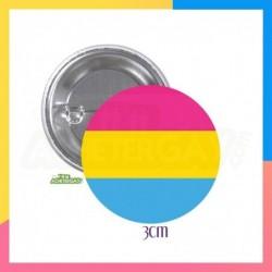 badge pansexuel