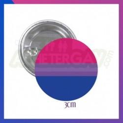 badge bisexuel