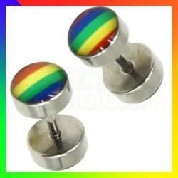 faux écarteur rainbow acier chirurgical