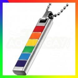 Pendentif gay et lesbien