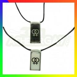 collier lesbienne