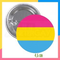 Badge XL Pansexuel