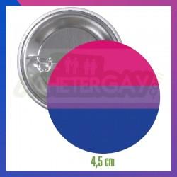Badge XL bisexuel