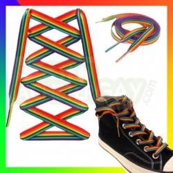 lacets gay pride