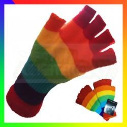 Mitaines rainbow