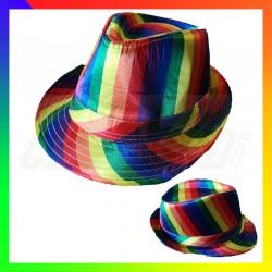 Chapeau rainbow 2