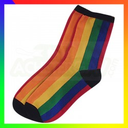 Chaussettes LGBT mi hautes