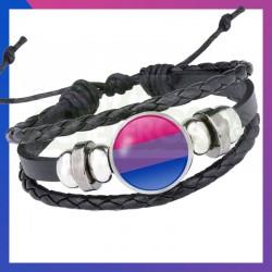 Bracelet bisexuel