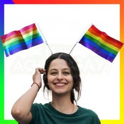 Serre tête gay Pride...