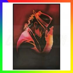 Tableau King of pop