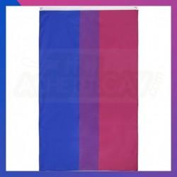 drapeau bisexuel