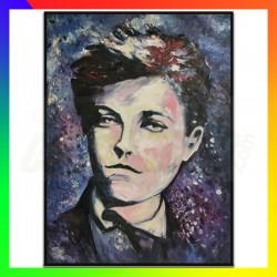 Tableau Rimbaud