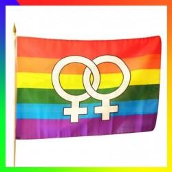 fanion lesbienne