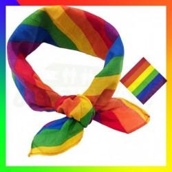 bandana rainbow